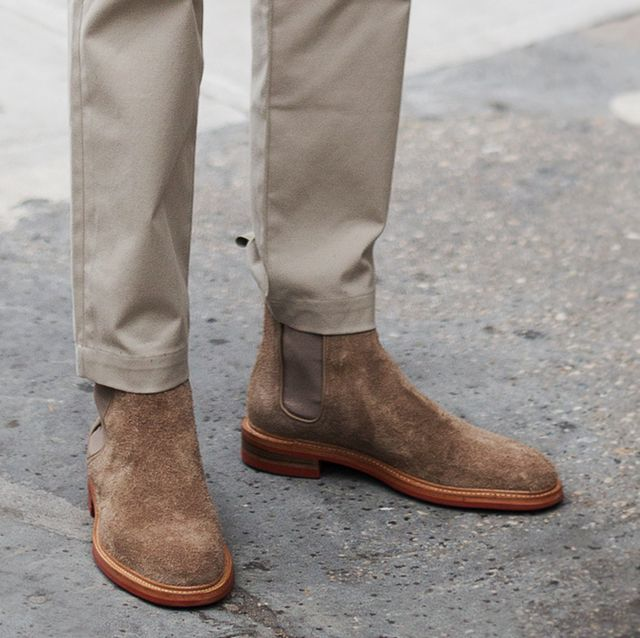 11 Suede Chelsea Boots To Pull Every Outfit Together This Spring