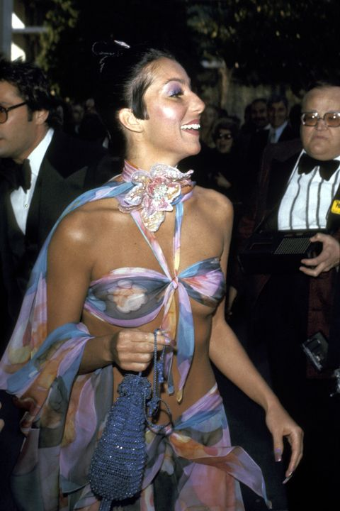 Cher S Most Important Fashion Moments