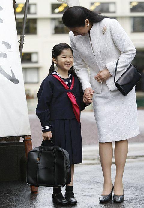愛子公主,日本皇室,日本天皇,德仁,日本公主