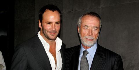Tom Ford and Domenico De Sole