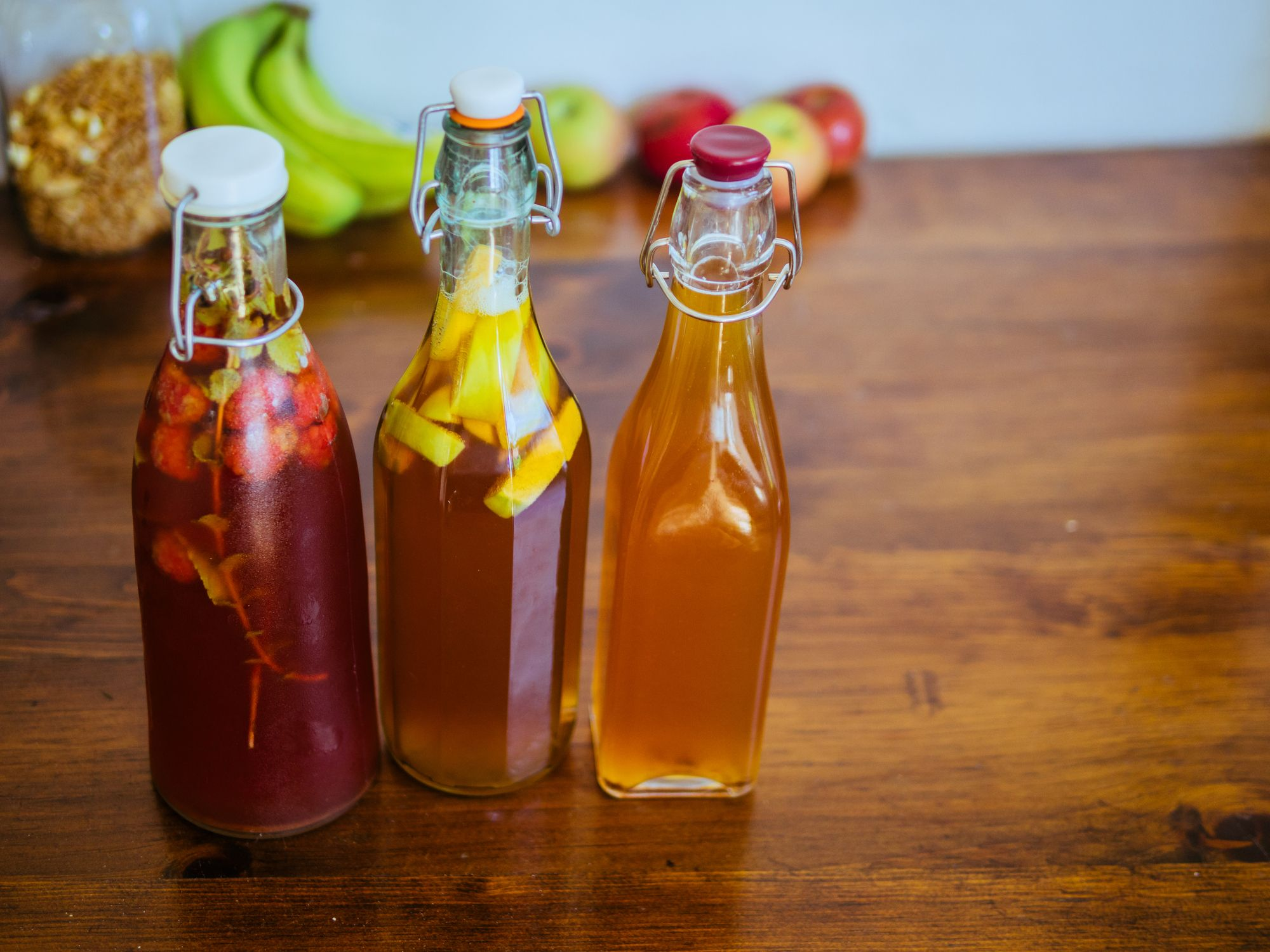 What Is Kombucha, Really—And Are There Any Health Benefits