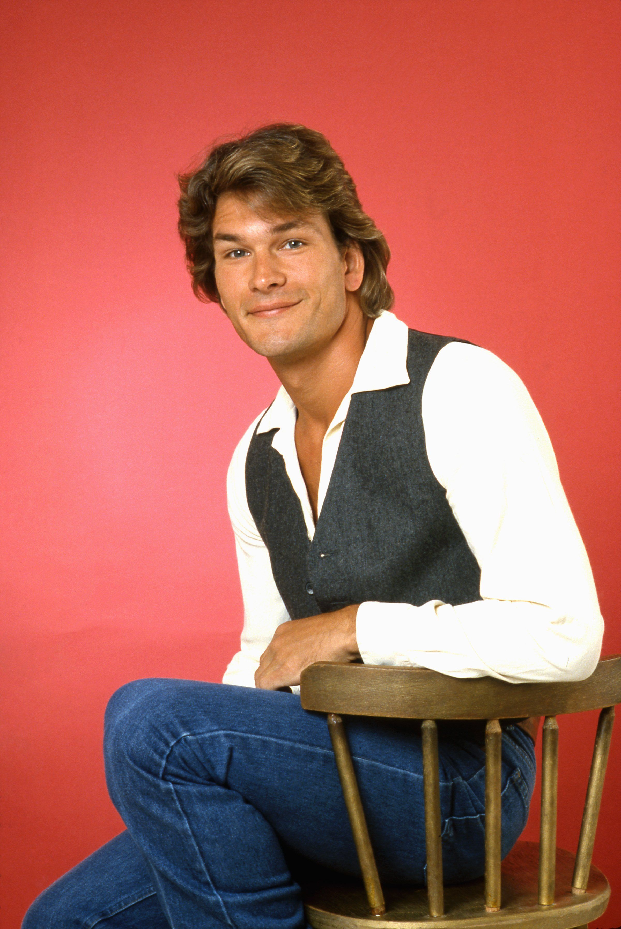 Images of Young Patrick Swayze
