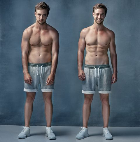 Barechested, Clothing, board short, Underpants, Muscle, Standing, Shorts, Chest, Human leg, Model,