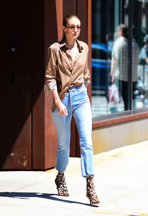 bc4caf41e99 42 Gigi Hadid Street Style Outfits You ll Want to Copy Immediately ...