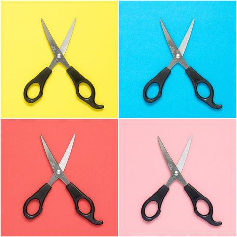 Scissors, Font, Cutting tool, Eyewear, Glasses,
