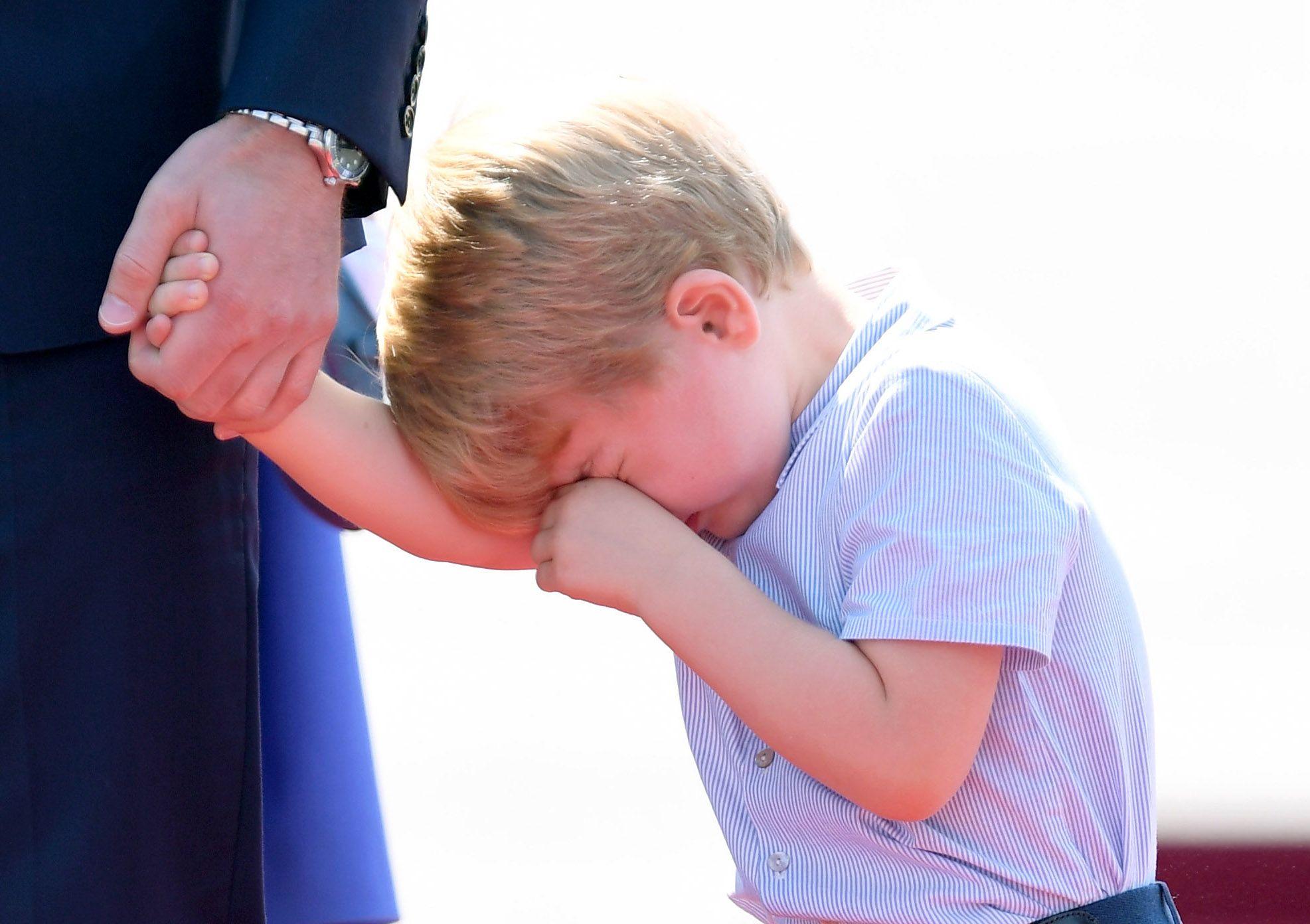 prince george sad