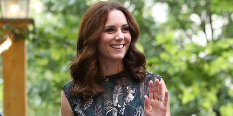 Kate Middleton eagle dress