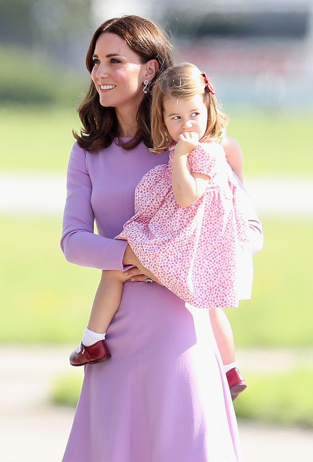 kate middleton lavender