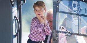 The Prince -Prince George Series