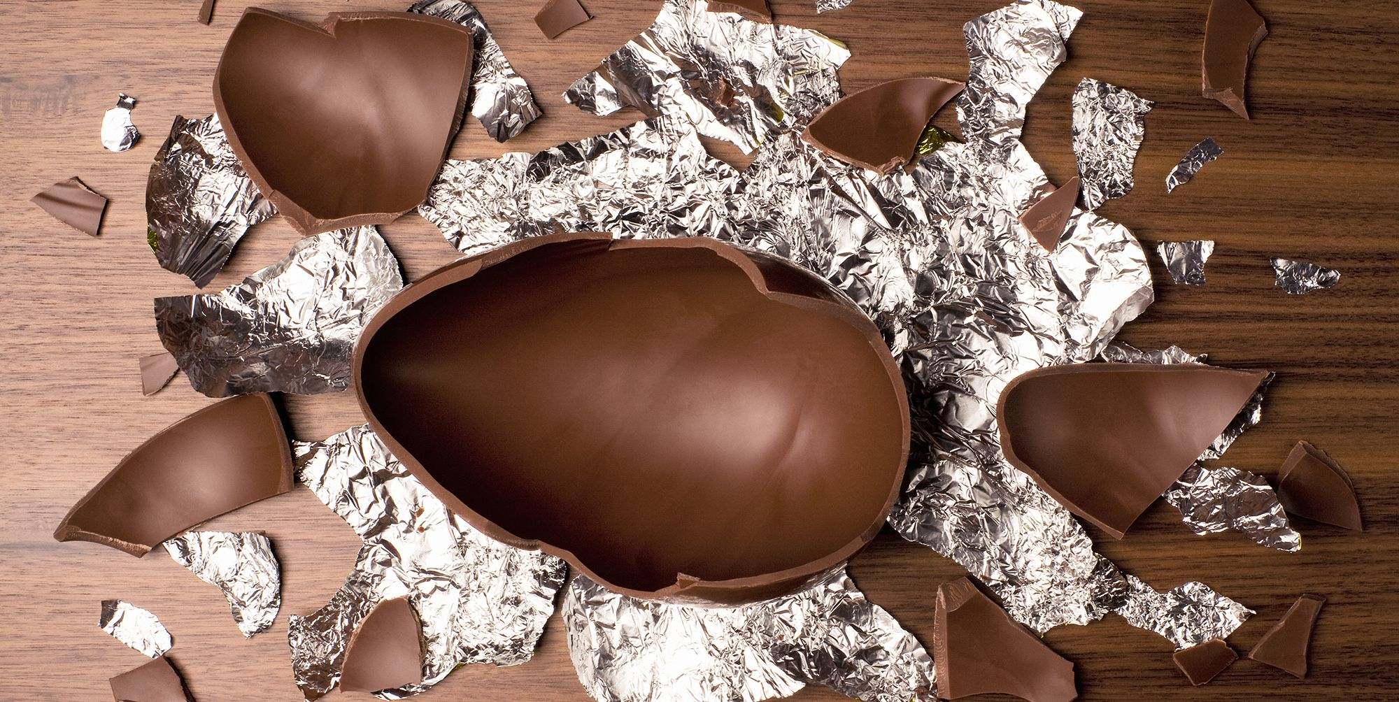 Cadbury Crunchie easter egg