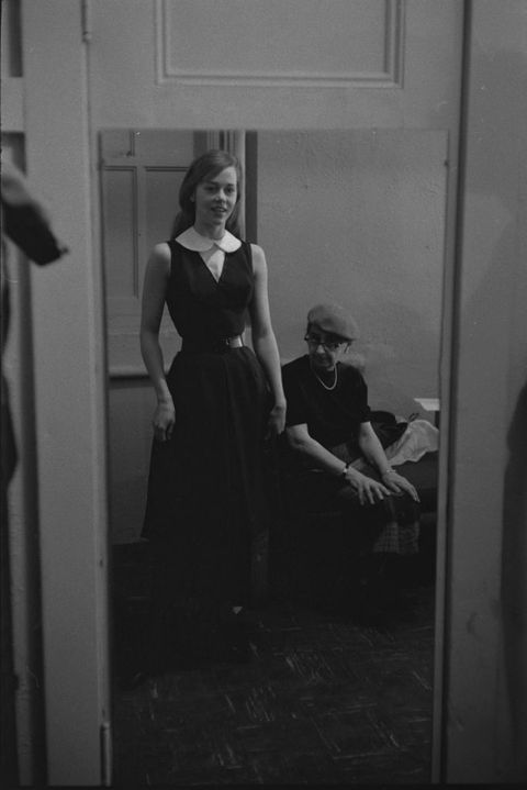 actress jane fonda in dressing room during rehearsals for the daniel taradash play there was a little girl,  at the cort theatre, new york, ny 1960 photo by leonard mccombethe life picture collectiongetty images