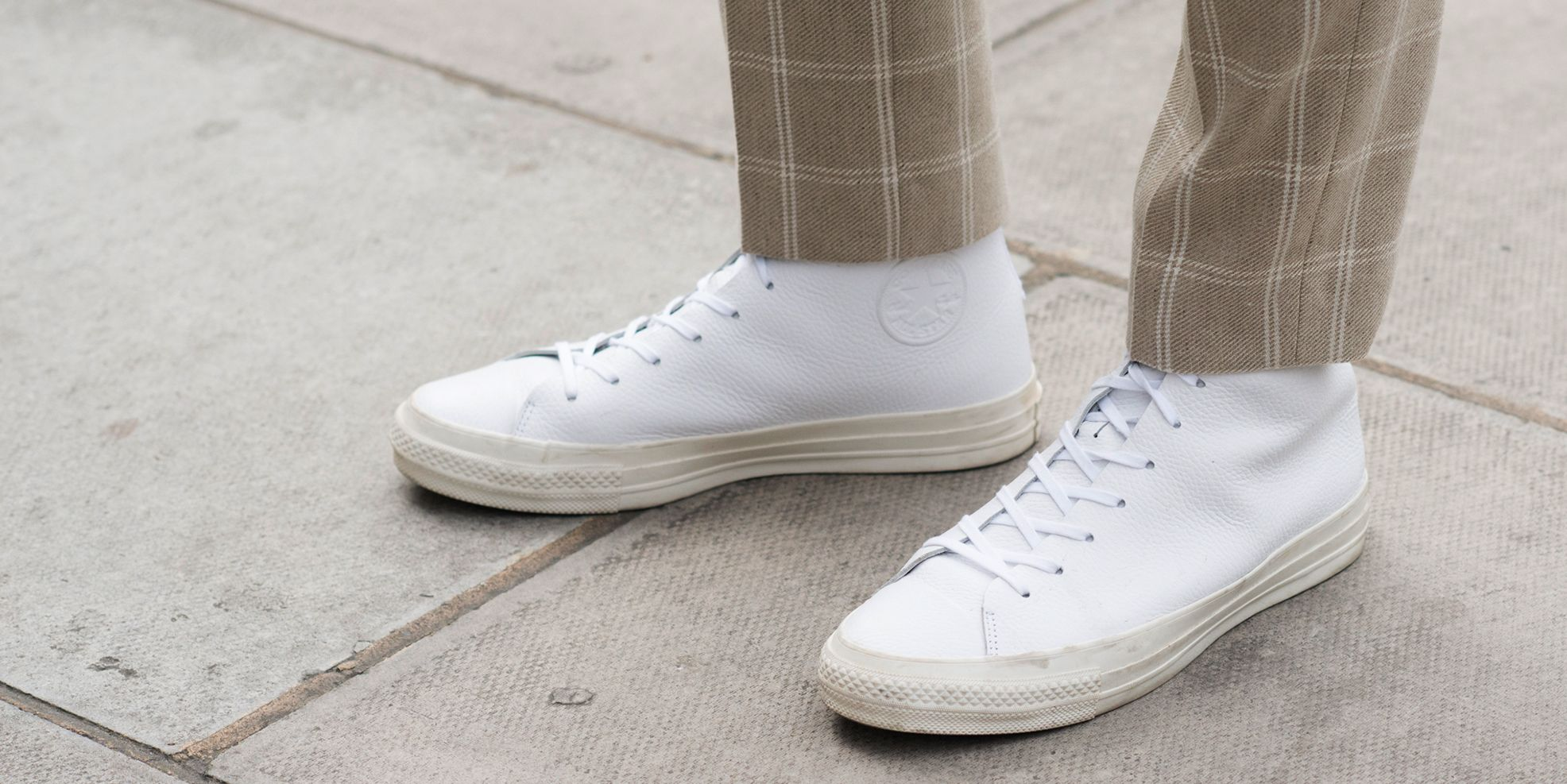 13 White Sneakers to Buy Now and Wear With Everything