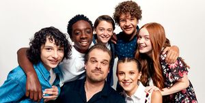 Stranger Things 2: il cast