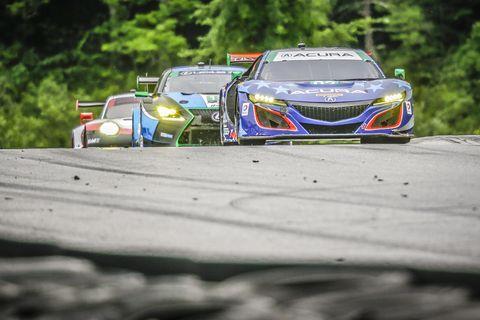 AUTO: JUL 22 IMSA Northeast Grand Prix