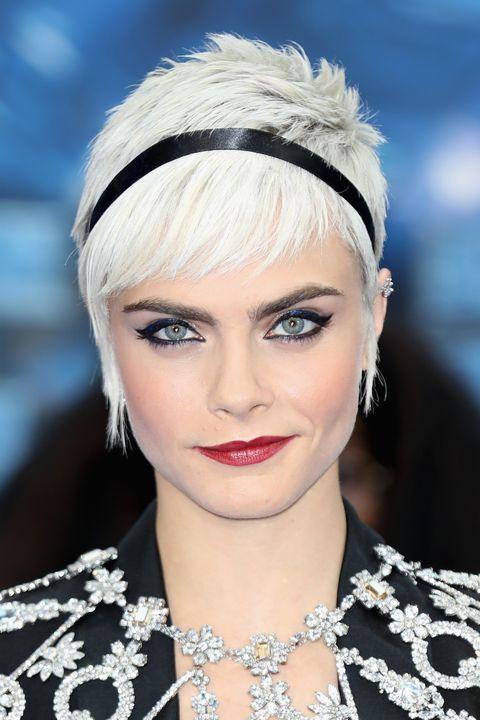 Platinum White Bleached Blonde Hair Ideas