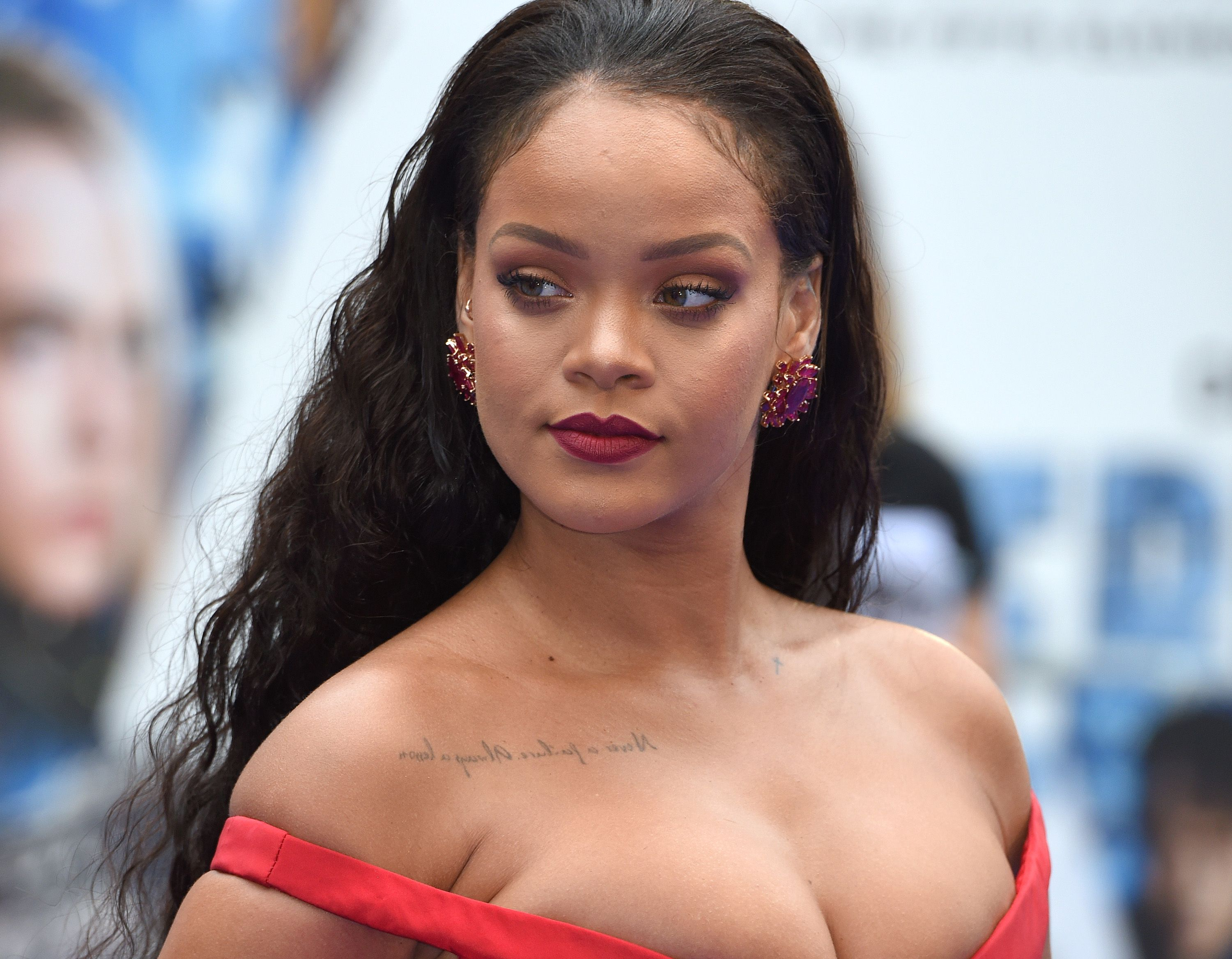 9c2375475a4 Rihanna Promises Inclusive Sizing for Her Savage x Fenty Lingerie Line
