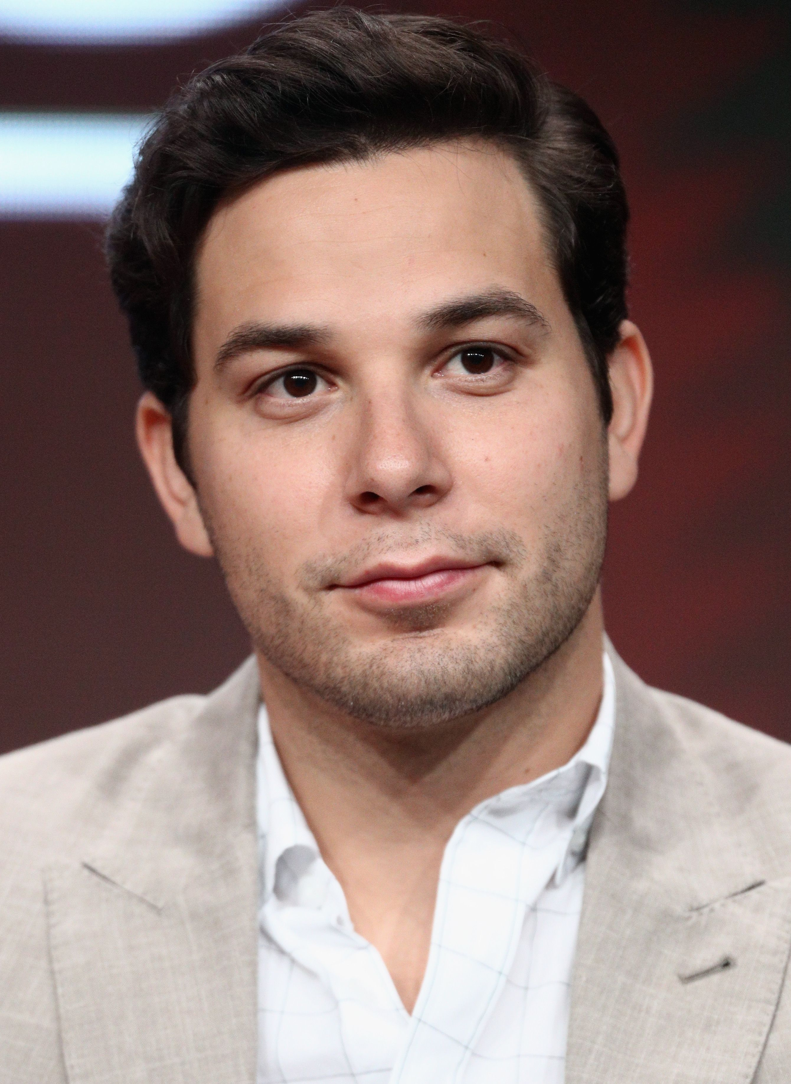 Skylar Astin and Anna Camp Have Split After More Than Two Years of Marriage