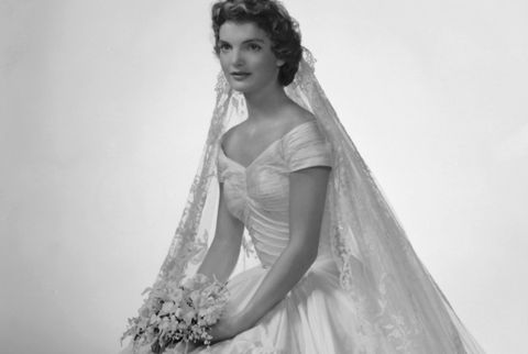 34a824b865 Best Celebrity Wedding Dresses - 20 Iconic Celebrity Wedding Dresses