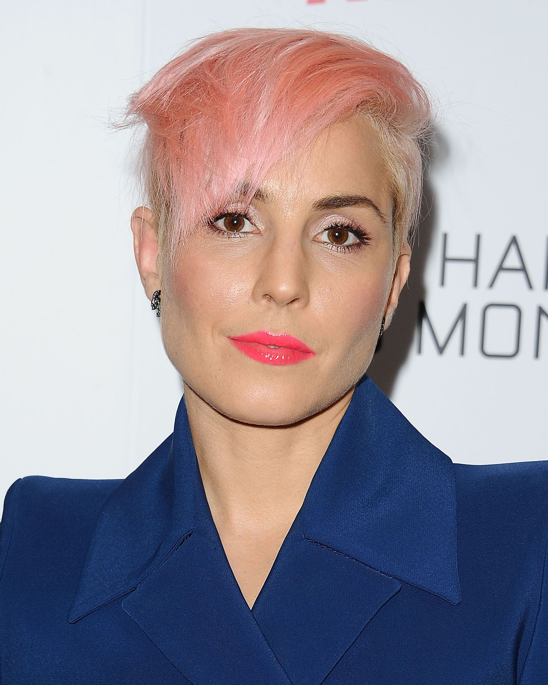 Pink Hair Ideas-Noomi Rapace