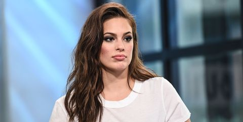 3336adbfe53 Ashley Graham Had To Skip Last Year s Met Gala Because No Fashion Designers  Would Dress Her. ""
