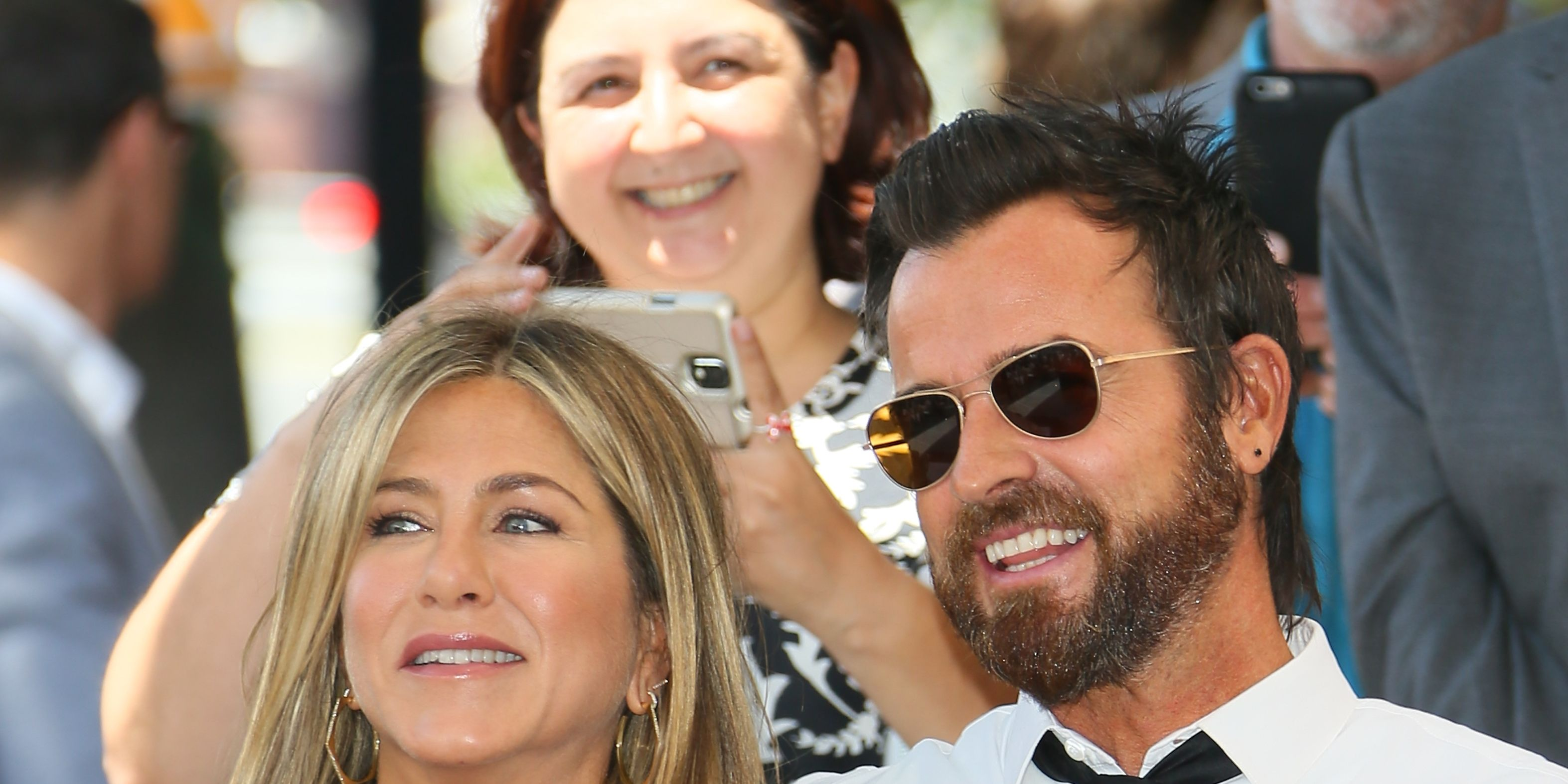What Jennifer Aniston and Justin Theroux's pre-breakup body language said about their relationship