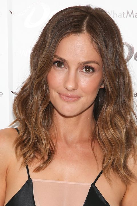 Brunette With Blonde Highlights Hairstyles