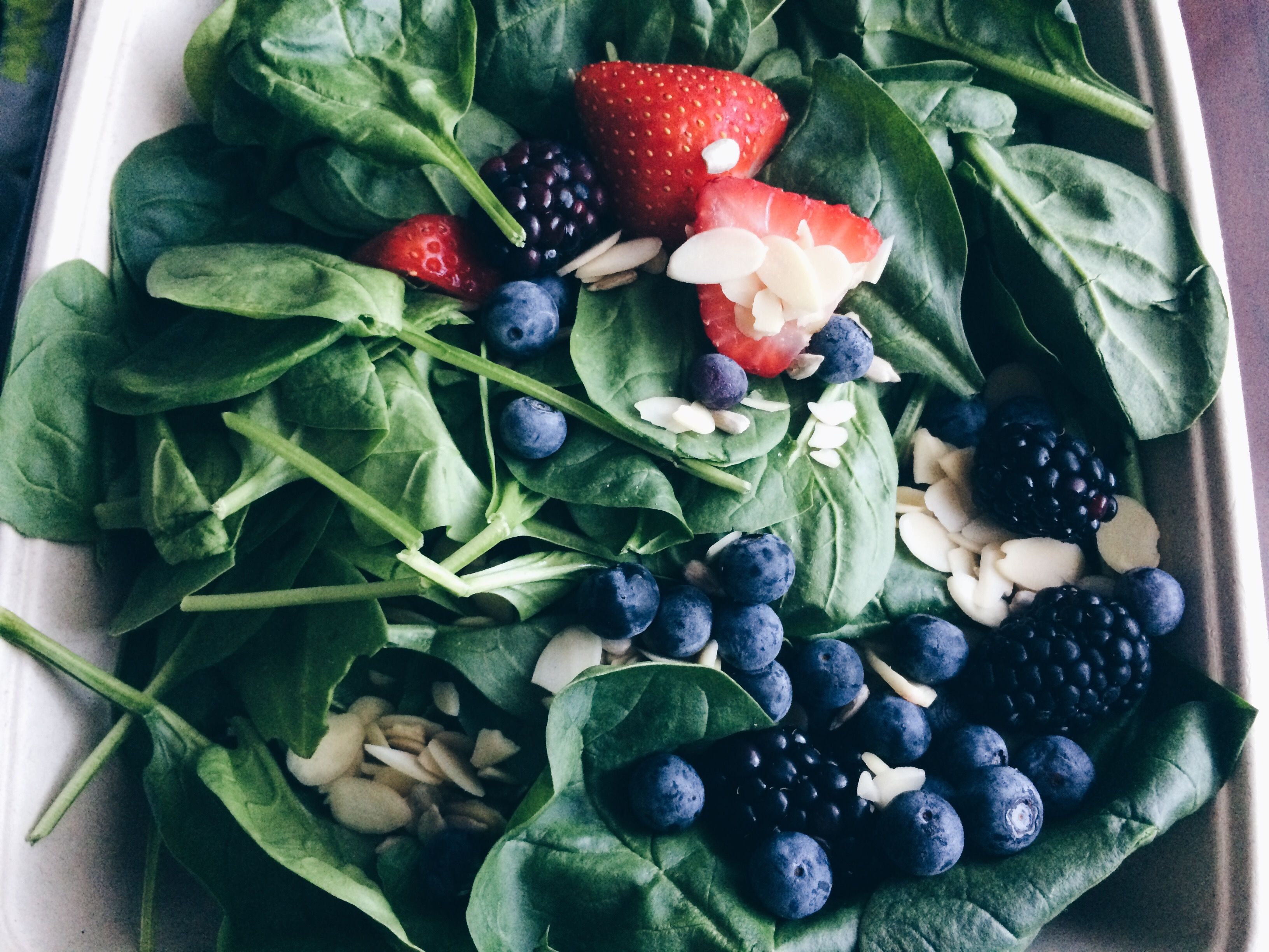 Does spinach bloat you