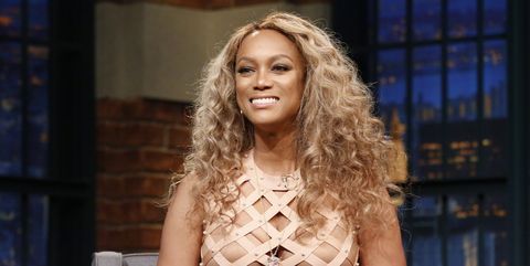 Tyra Banks Admits She Had a Nose Job Early in Her Career. ""