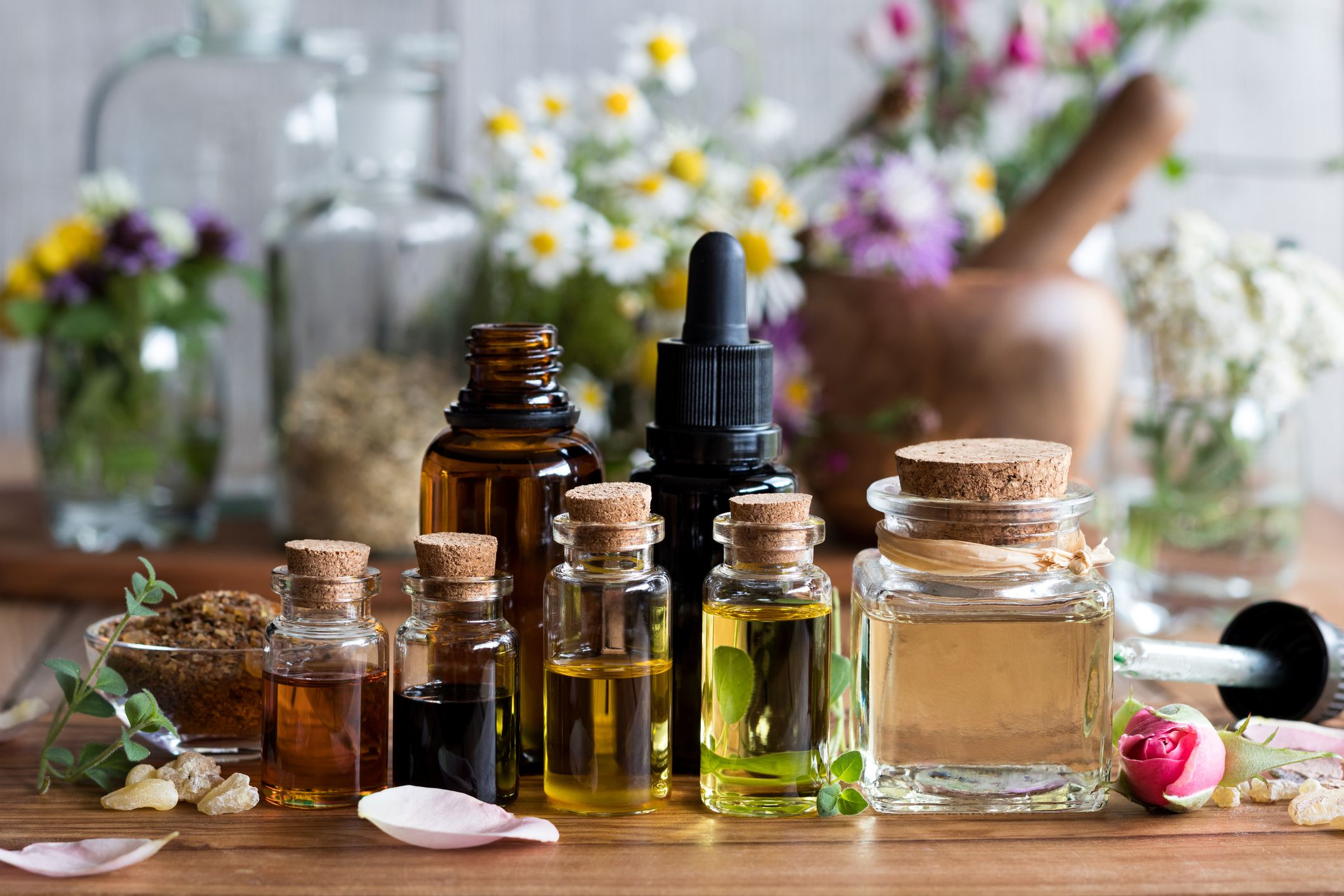 7 Essential Oils For Cold And Congestion Relief