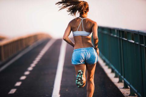 mejor, entrenamiento, runners