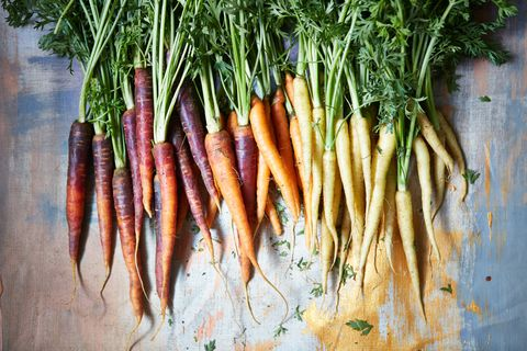 Carrot, Root vegetable, Vegetable, Baby carrot, Plant, Local food, Food, wild carrot, Parsnip, Produce,