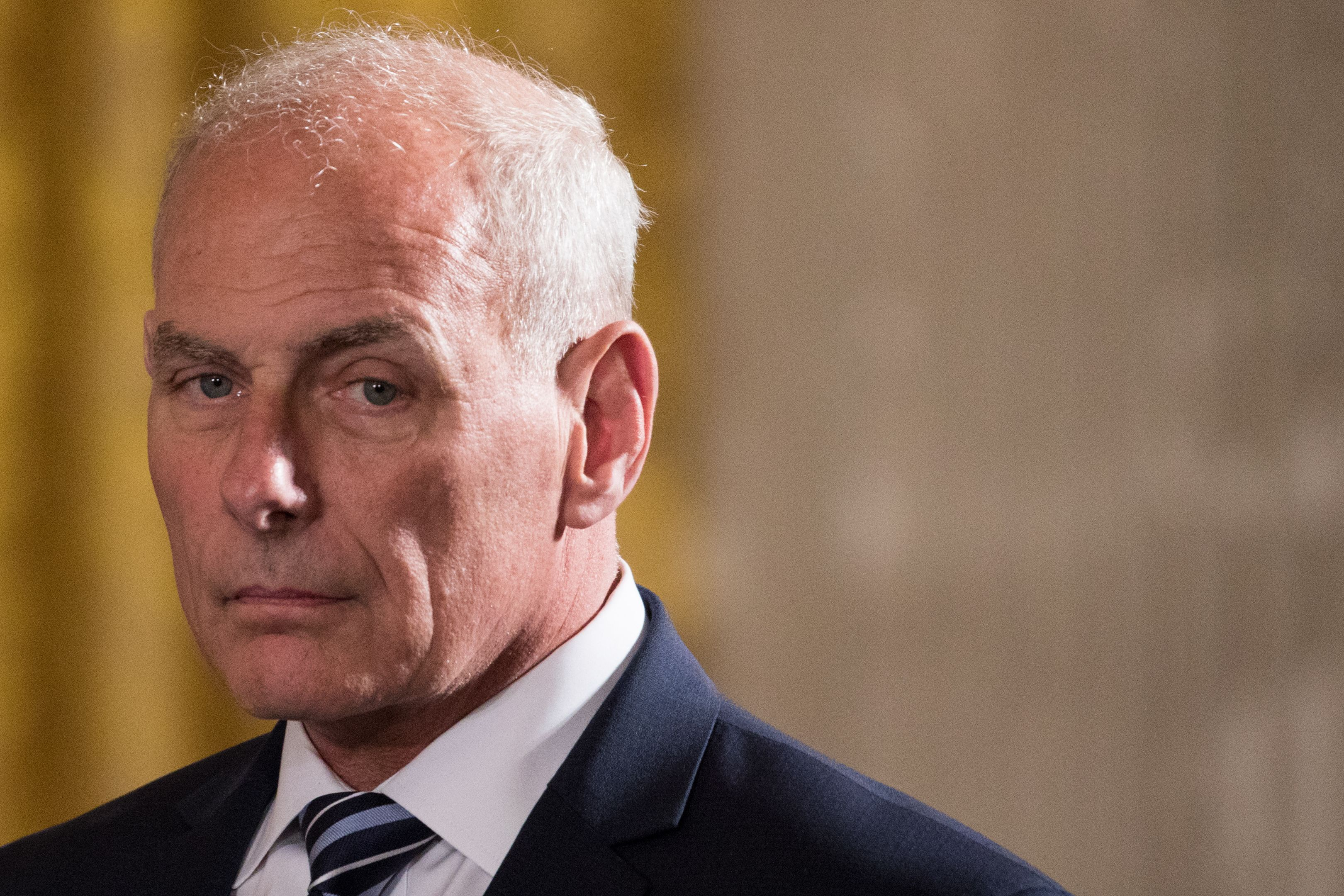 White House Chief Of Staff John Kelly Told Aides That Women Are More  Emotional Than Men