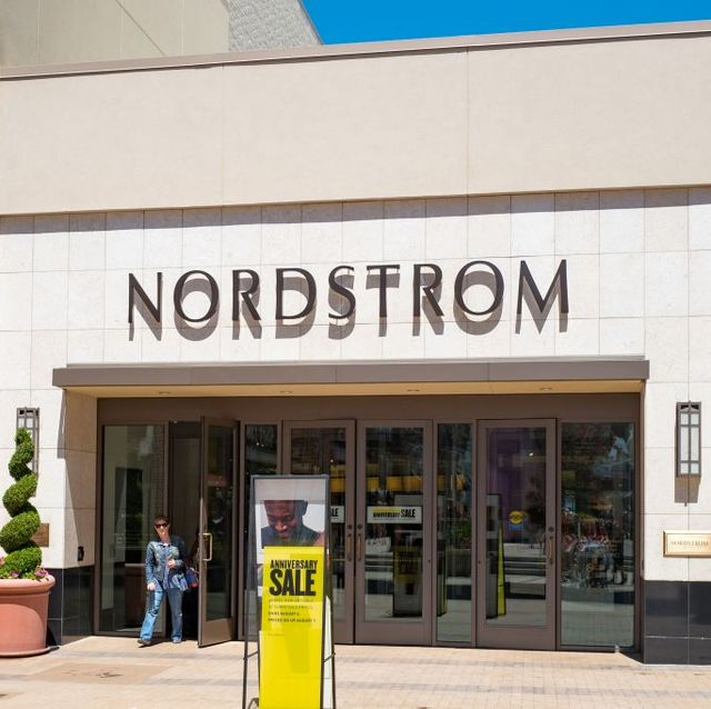 nordstrom department store, with logo and signage, in the upscale broadway plaza shopping center in downtown walnut creek, california, july 30, 2017 photo by smith collectiongadogetty images
