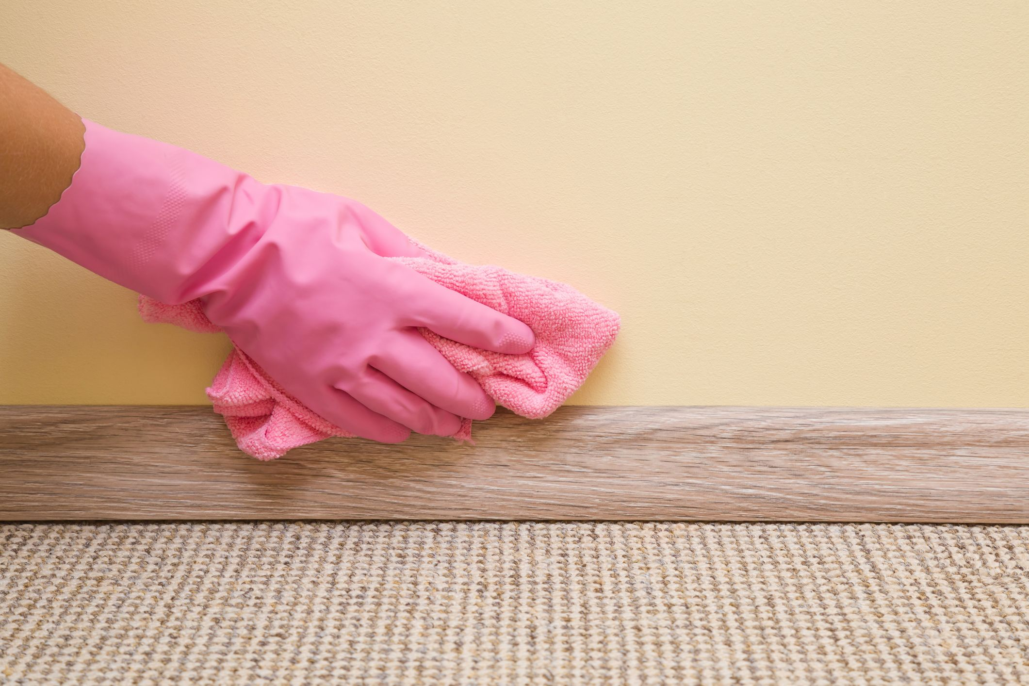 Everything You Need To Know To Clean Your Walls
