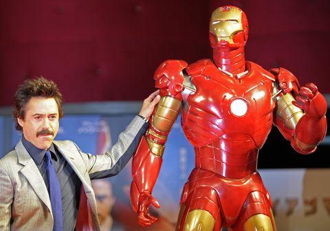 10 Years Ago, 'Iron Man' Ushered In an Era Of Jacked Superheroes