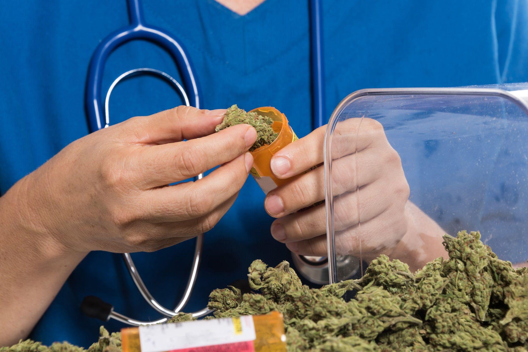 perché perdi peso quando fumi cannabis