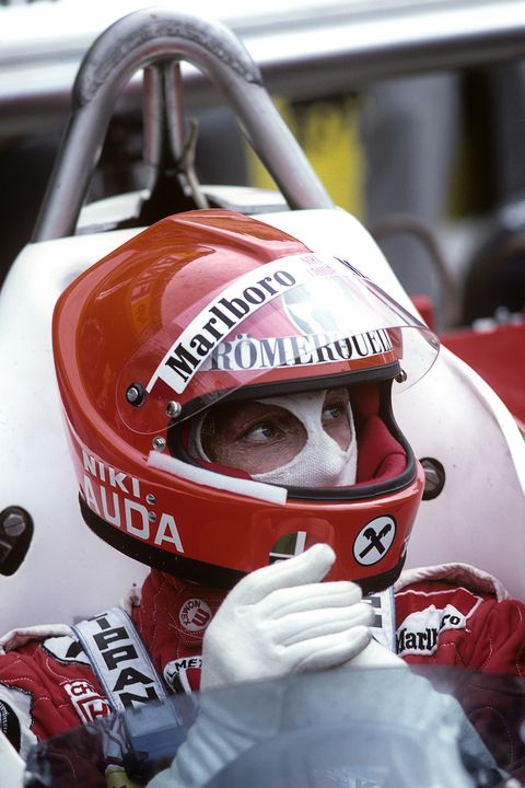 Niki Lauda, Grand Prix Of Italy