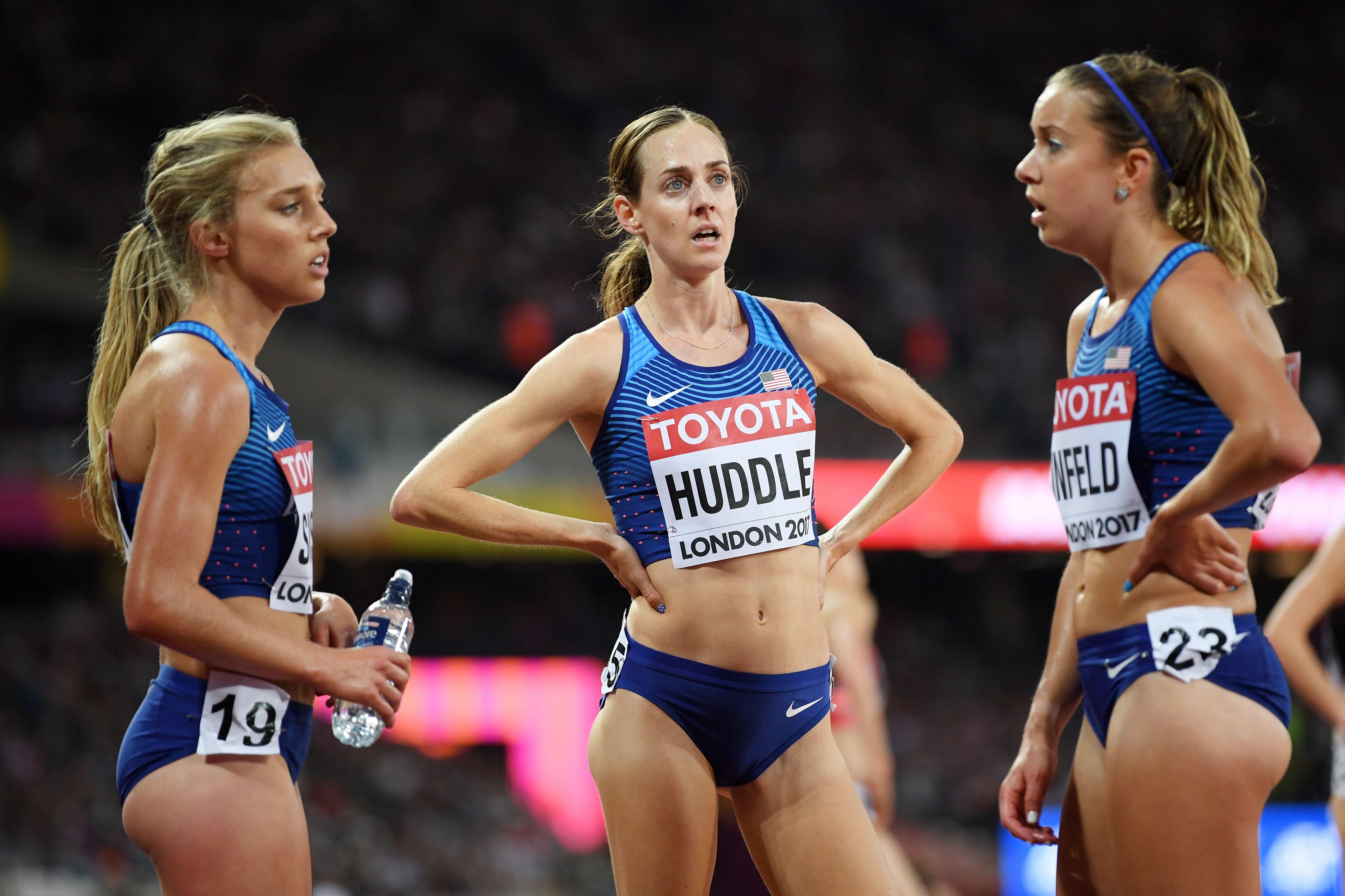 Molly Huddle: A Training Log A Training Log Medium