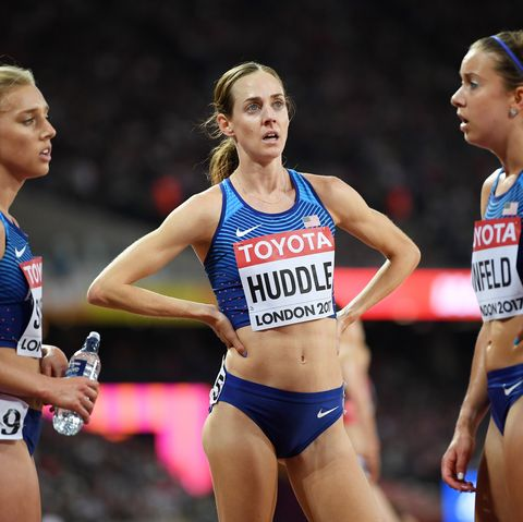 Molly Huddle's Guide to Finding Time for Recovery