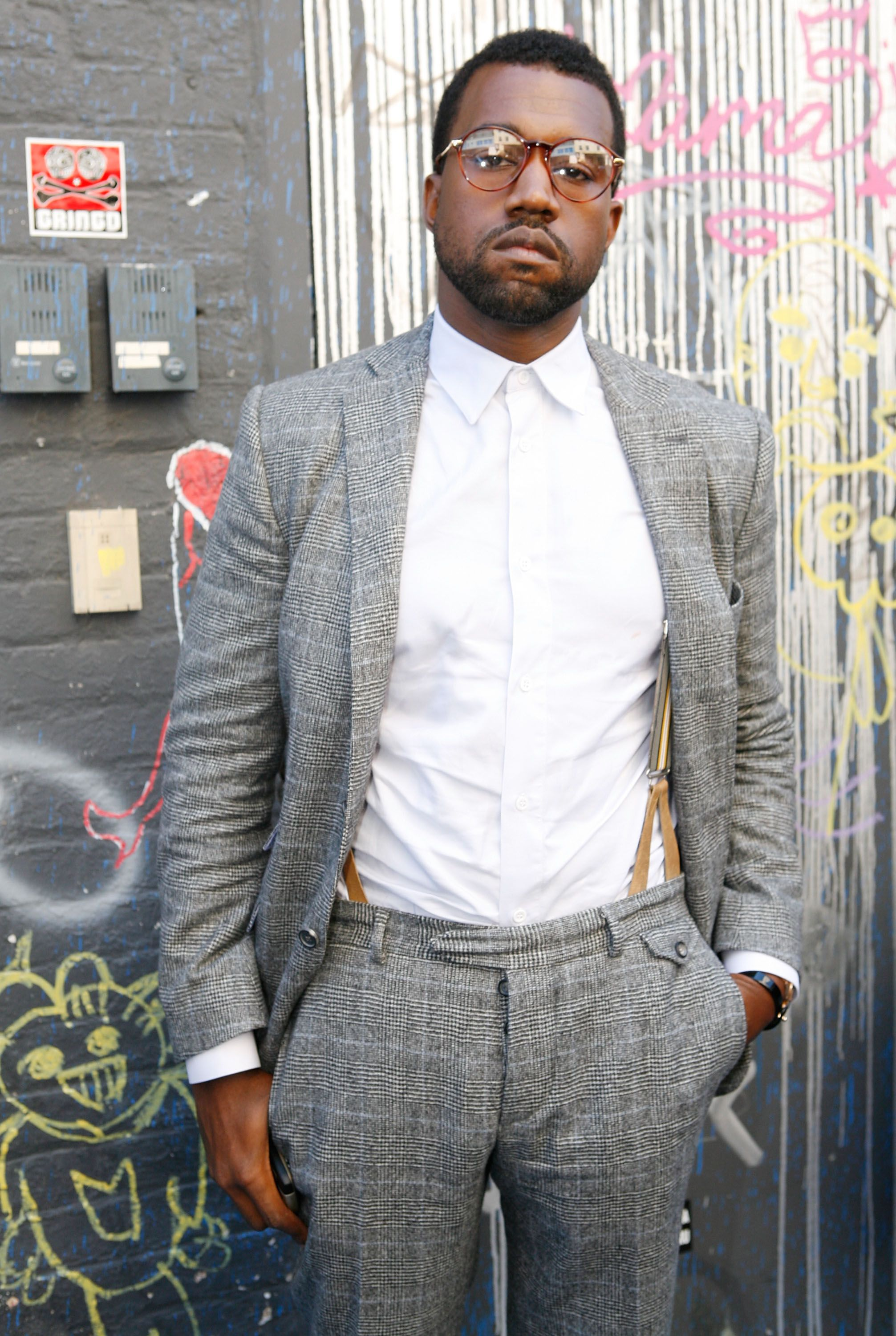 40 of the Best Kanye West Looks in Honor of His 40th Birthday