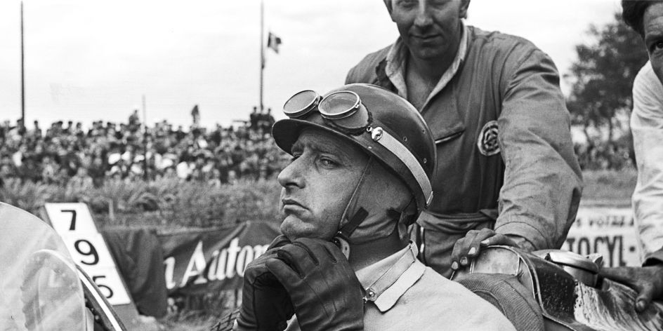 Juan Manuel Fangio Movie Chronicles Best Formula 1 Driver Ever