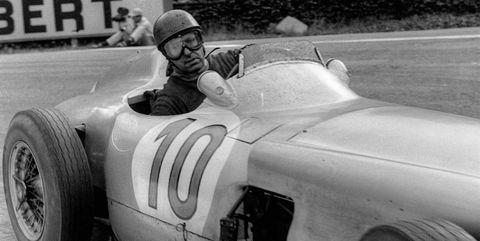 Juan Manuel Fangio, Grand Prix Of Belgium