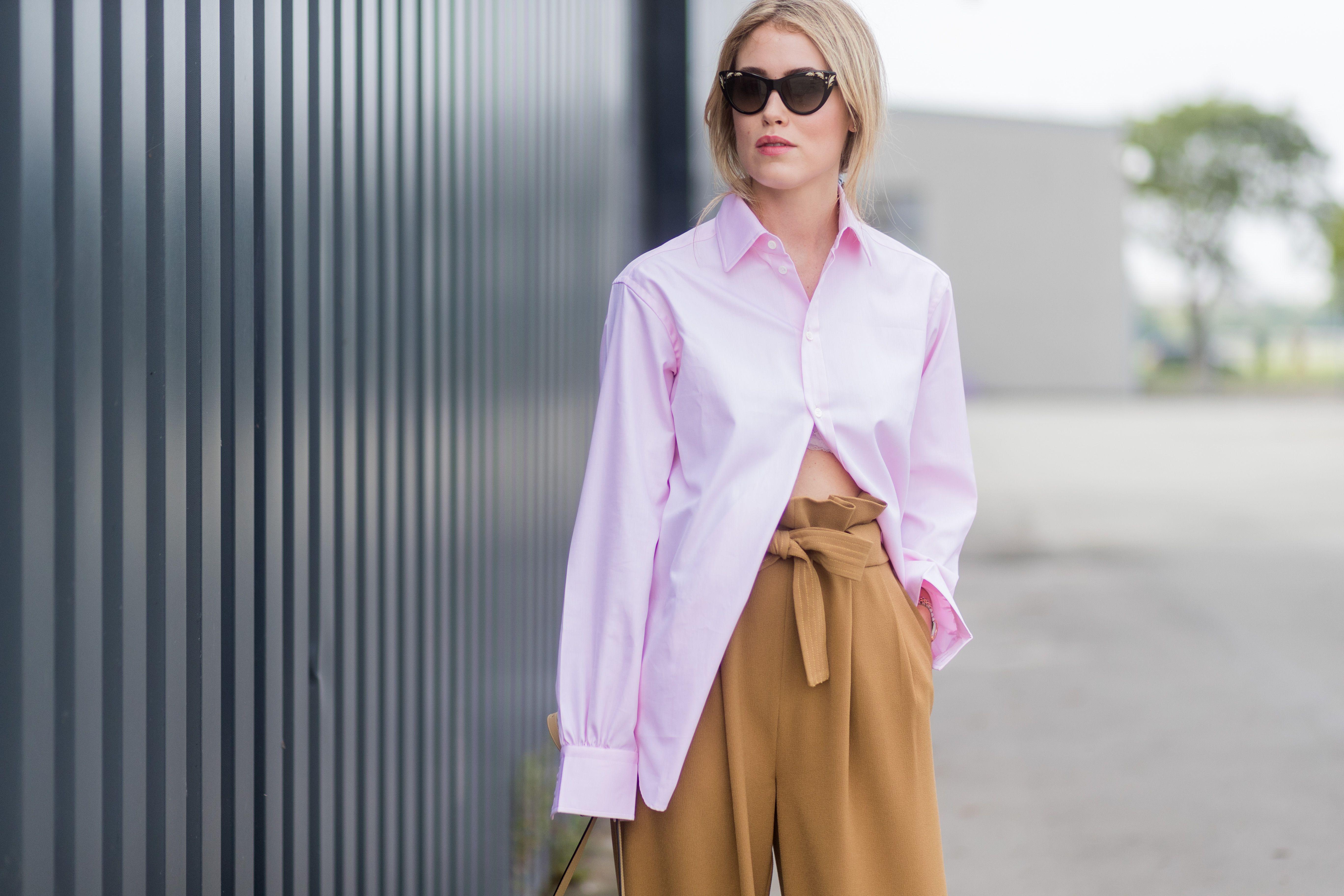 Cosa mettere sotto una camicia trasparente? La guida al vedo