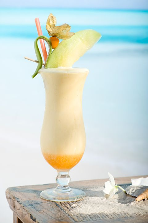 cocktails, alcohol, pina colada
