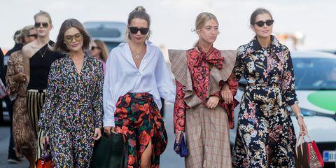 Fashion Week lente/zomer 2018