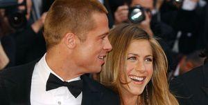Brad Pitt and Jennifer Aniston - 57th Cannes Film Festival