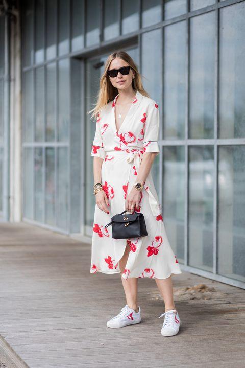 Street Style - Copenhagen Fashion Week Spring/Summer 2018: Day 3
