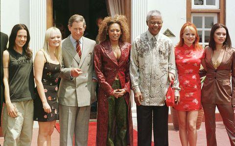 Remember When Nelson Mandela Met the Spice Girls