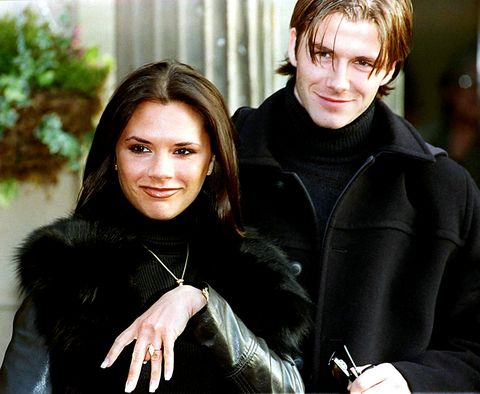 David and Victoria Beckham's relationship timeline