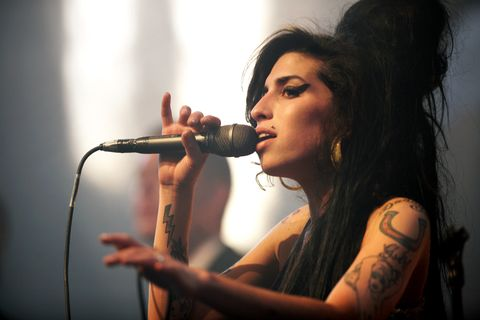 Amy Winehouse Vodafone TBA - Bristol